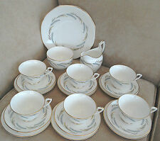 Royal Worcester HARVEST RING 21 piece TEA SET for 6