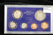 **1969** Australia 6 Coin Proof Set**
