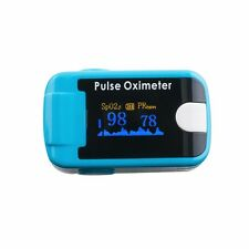 FDA LED Finger Pulse Oximeter-Spo2 Monitor Blood Oxygen Pressure tester Meter CE