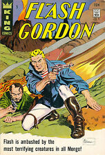 Flash Gordon #5, King Comics, May 1967, 12¢ cover, Al Williamson art