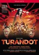 Turandot: Royal Opera House (Nánási) DVD NEW