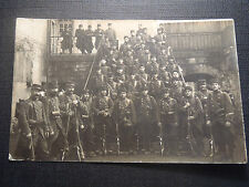 CPA 1914 MILITAIRES
