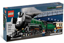 LEGO 10194 Creator Emerald Night Train New In Box