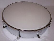 Chrome Metal Banjo Rim-Body Pot w/ Head New Old Stock