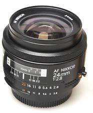 Nikon AF Nikkor 24mm F2.8