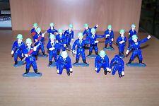 18 Figuren Feuerwehr 1:32 1:24 SPUR 1 Märklin Slotcar Modellbau FFW FRÖHA