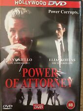 Danny Aiello Rae Amanecer Chong POWER DE ATTORNEY ~ Crimen Suspense GB DVD