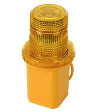 EMERGENCY TRUCK CAR YELLOW FLASHING LIGHT LED WARNING BEACON AMBER SIREN U41