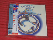2014 CAMEL THE SNOW GOOSE HR CUTTING  JAPAN MINI LP SHM CD WITH BONUS TRACK