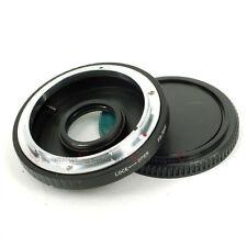 Tianya CANON FD Lens to EOS EF Body Mount Adapter 650D 700D 70D 60D 6D 7D FD-EOS