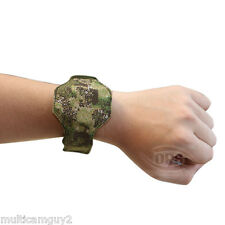 OPS / UR-TACTICAL UNIVERSAL WRIST WATCH COVER/ROTECTOR IN PENCOTT-GREENZONE