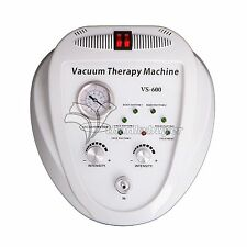 Vacuum Therapy Massage Slimming Skin Care Breast Enlarge Enhance Shaping Machine