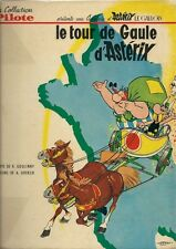 RARE COLLECTION PILOTE 1965 UDERZO + GOSCINNY : LE TOUR DE GAULE D'ASTÉRIX