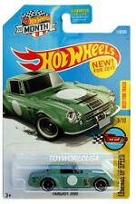 2017 Hot Wheels #118 Legends of Speed Fairlady 2000 2017 Month crd