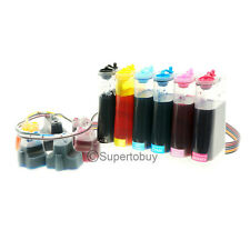 Continuous Ink System for HP 02 Photosmart 8230 8238 8250 8253 8288 3108 3110