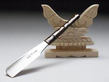 Medium Blade! Shave Ready! TAMAHAGANE IWASAKI J*apanese Straight Razor #A-118