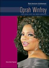 Oprah Winfrey: Talk Show Host and Media Magnate (Black Americans of Achievement)