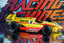 Johnny Lightning Racing Machines IRL Team Menard Indy Racer Pep Boys Greg Ray #2
