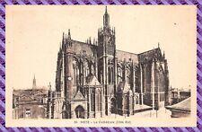 Carte Postale - Metz la cathédrale