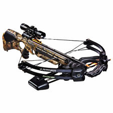 BARNETT Ghost 350 CRT Crossbow Package 3x32 Scope, Quiver, & Bolts 78021