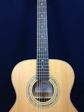 KLEMA K200JC SOLID CANADIAN CEDAR TOP SMALL JUMBO ACOUSTIC GUITAR+FREE GIG BAG