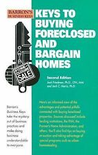 Keys to Buying Foreclosed and Bargain Homes (Barron's Business Keys), Harris Ph.