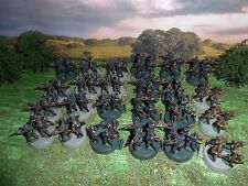 1/72 20mm 25mm German Infantry PAINTED Tide of Iron Board Game FULL SET