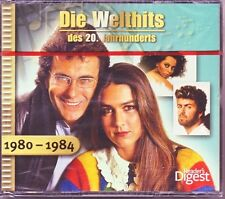 Die Welthits - 1980 - 1984  Reader's Digest  3 CD Box