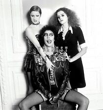 Rocky Horror Picture Show Transylvania Transexual Tim Curry Cast Photo Rare