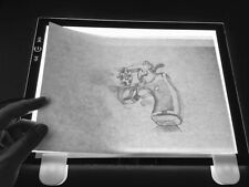 "19"" A3 LED Artist Stencil Board Tattoo Drawing Tracing Table Light Box Pad 12V"