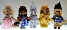 Precious Moments DOLLS WIZARD OF OZ 5pc SET 2198