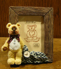 "Shelly Bear Frame #30027 ""BED TIME"",  by Heartfelt, NEW from Retail Store"