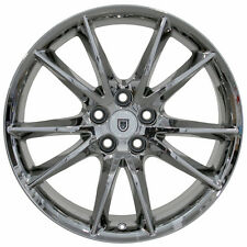 "20"" Wheels For Cadillac XTS years 2013 - 2015 Non V models Chrome Rims Set of 4"