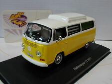 """Solido S4301000 # Volkswagen T2 Camping Car Baujahr 1972 in """" gelb-weiß """" 1:43"""