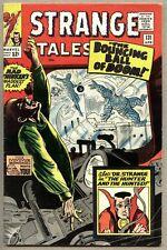 Strange Tales #131-1965 vg+ Human Torch / Doctor Strange Baron Mordo Dormammu