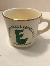 Boy Scout Of America Allegheny Trails Council Exploring Division USA Mug