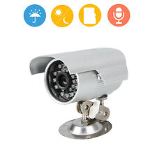 New USB TF Card Slot CCTV DVR Infrared Dome Night Vision Home Security Camera