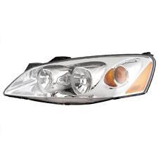 Fits PONTIAC G6 2005-2010 Headlight Right Side 20821144 Car Lamp Auto