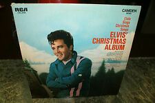 Elvis' Christmas Album  mLP  1970 CAMDEN Mono RARE 1ST PRESS HTF OOP CAL-2428