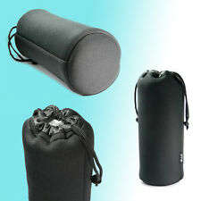 "11.8x4.3"" 30x11cm Neoprene Lens Pouch Bag Durable Case Tele 200mm 300mm Zoom JJC"