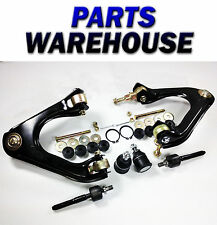 8 Suspension Honda Accord 90-93 Control Arm Tie Rod Sway 3 Year Warranty