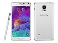 Samsung Galaxy Note 4 SM-N910V - 32GB - Frost White (Verizon) 9/10