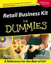 Retail Business Kit For Dummies For Dummies Lifestyles Paperback