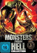 DOPPEL-DVD NEU/OVP - Monsters From Hell Collection - 6 Filme