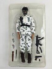 """DID 1/6th Scale(12"""" Figure) CS Series Callous Soldier Series - Snow (#2)"""