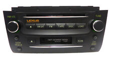 LEXUS GS300 GS350 GS450 Radio Stereo  6 Disc Changer CD Player OEM 86120-30D00