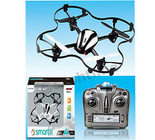 SMART II UFO LED INTRUDER S660 Quadcopter Elicottero 2.4 GHz 6.0 Channel Remote
