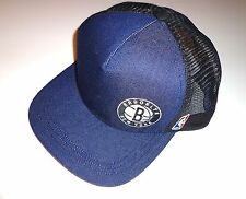 Original Adidas Brooklyn Nets New York NBA Cap Kappe  + Universalgröße + neu +