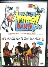 The Animal Band - Imagination Dance (DVD, 2004) WORLDWIDE SHIP AVAIL!