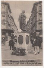Belgium, Monument Gabrielle Petit Postcard, B610